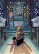 Cover zu Shadows on The Vatican