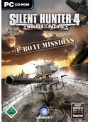 Cover zu Silent Hunter 4: Wolves of the Pacific - U-Boat Missions