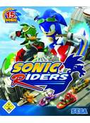 Cover zu Sonic Riders