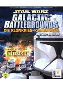 Cover zu Star Wars: Galactic Battlegrounds - Die Klonkrieg Kampagnen