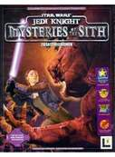 Cover zu Star Wars: Jedi Knight - Mysteries of the Sith