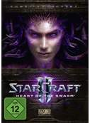 Cover zu StarCraft 2: Heart of the Swarm