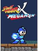 Cover zu Street Fighter X Mega Man
