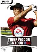 Cover zu Tiger Woods PGA Tour 08