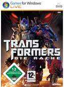 Cover zu Transformers 2: Die Rache