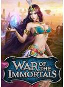 Cover zu War of the Immortals