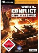 Cover zu World in Conflict: Soviet Assault