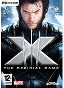 Cover zu X-Men: The Official Game