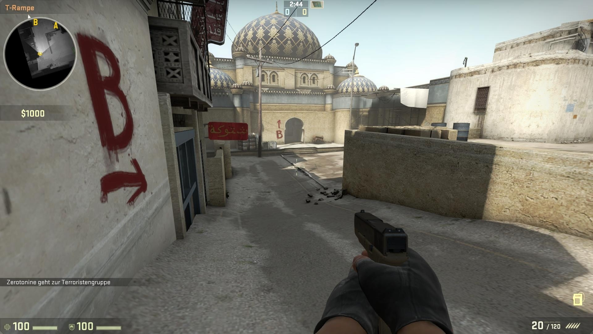 counter strike global offensive waffen