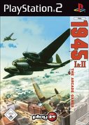 Cover zu 1945 I&II: The Arcade Games - PlayStation 2