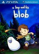 Cover zu A Boy and his Blob - PS Vita