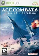 Cover zu Ace Combat 6: Fires of Liberation - Xbox 360