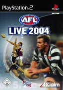 Cover zu AFL Live 2004 - PlayStation 2