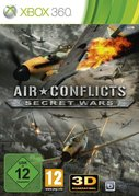 Cover zu Air Conflicts: Secret Wars - Xbox 360