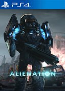 Cover zu Alienation - PlayStation 4