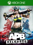 Cover zu All Points Bulletin: Reloaded - Xbox One