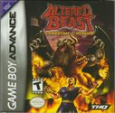 Cover zu Altered Beast - Game Boy Advance
