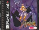 Cover zu Alundra - PlayStation