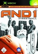 Cover zu And 1 Streetball - Xbox