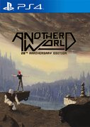 Cover zu Another World 20th Anniversary Edition - PlayStation 4