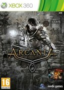 Cover zu Arcania: The Complete Tale - Xbox 360
