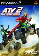 Cover zu ATV: Quad Power Racing 2 - PlayStation 2
