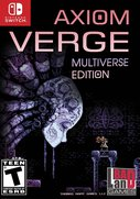 Cover zu Axiom Verge: Multiverse Edition - Nintendo Switch