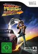 Cover zu Back to the Future: The Game - Wii