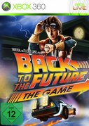 Cover zu Back to the Future: The Game - Xbox 360