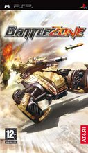 Cover zu Battlezone 1998 - PSP