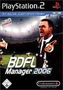 Cover zu BDFL Manager 2006 - PlayStation 2
