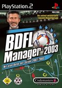 Cover zu BDFL Manager 2003 - PlayStation 2