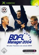 Cover zu BDFL Manager 2004 - Xbox