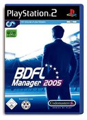 Cover zu BDFL Manager 2005 - PlayStation 2