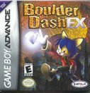 Cover zu Boulder Dash EX - Game Boy Advance