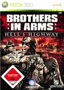Cover zu Brothers in Arms: Hell's Highway - Xbox 360
