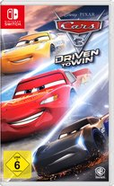 Cover zu Cars 3: Driven to Win - Nintendo Switch