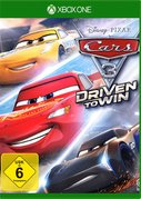 Cover zu Cars 3: Driven to Win - Xbox One