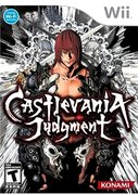 Cover zu Castlevania Judgment - Wii