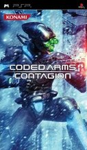 Cover zu Coded Arms Contagion - PSP