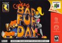 Cover zu Conker's Bad Fur Day - Nintendo 64