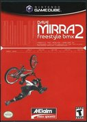 Cover zu Dave Mirra Freestyle BMX 2 - GameCube