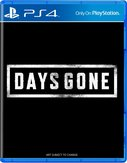 Cover zu Days Gone - PlayStation 4