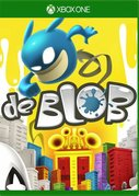 Cover zu de Blob - Xbox One