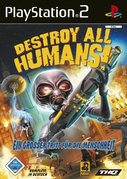 Cover zu Destroy all Humans! - PlayStation 2