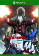 Cover zu Devil May Cry 4: Special Edition - Xbox One