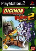 Cover zu Digimon Rumble Arena 2 - PlayStation 2