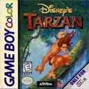 Cover zu Disney's Tarzan - Game Boy Color