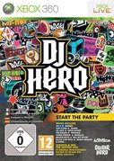 Cover zu DJ Hero - Xbox 360