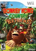 Cover zu Donkey Kong Country Returns - Wii